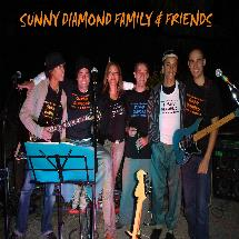Sunny Diamond Family & Friends
