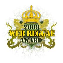 Web Reggae Award 2008