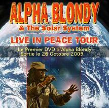 Alpha Blondy DVD