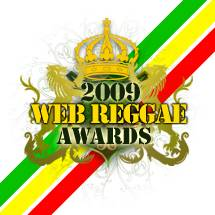 Web reggae Awards 2009