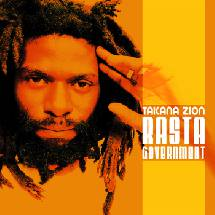Takana Zion - Rasta Government 2721