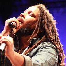Stephen Marley - Interview