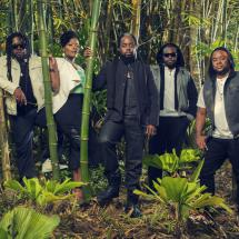 Morgan Heritage - Interview Avrakedabra