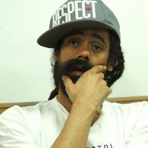 Damian Marley - Interview Stony Hill
