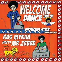 Mr Zèbre & Ras Mykha - Welcome