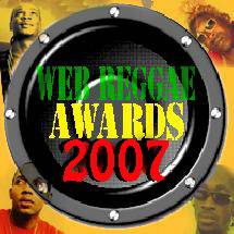 Web Reggae Awards 2007