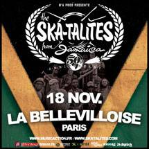 The Skatalites à Paris le 18 novembre