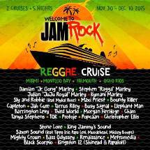 Welcome To Jamrock Cruise : line-up complet