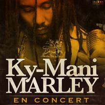 Rappel : Ky-Mani Marley à Paris ce week-end