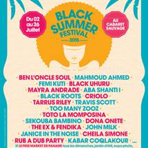 Black Summer Festival en juillet à Paris