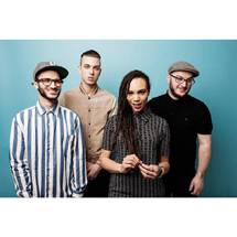The Skints en tournée