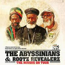 The Abyssinians en tournée en mars