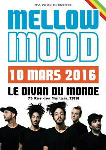 Mellow Mood et LMK à Paris le 10/03