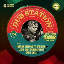 Paris Dub Station #51 avec Iration Steppas