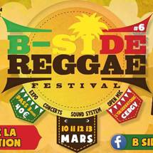 B Side Reggae Festival à Cergy