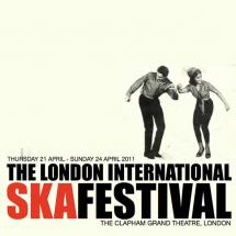 London International Ska Festival ce week-end