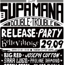 Supa Mana : Release Party à Paris