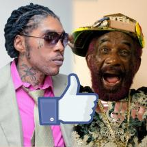 Lee Scratch Perry soutient Vybz Kartel