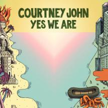 Courtney John :
