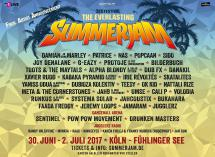 Summerjam : line-up complet