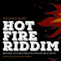 Hot Fire Riddim chez Evidence Music