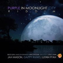 Purple in Moonlight City Riddim