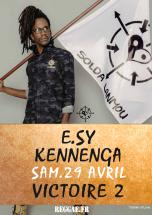 E.Sy Kennenga à Montpellier : places à gagner