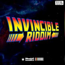Invincible Riddim par Weedy G