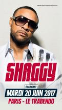 Shaggy à Paris le 20 juin !