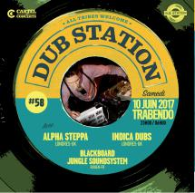 Paris Dub Station #58 avec Alpha Steppa