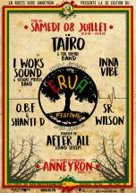 Festival En Roots vers Anneyron