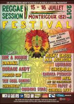 Reggae Session Festival : J-5 !