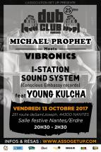 Nantes Dub Club #25 le 13 octobre