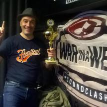 Heartical vainqueur du War Ina West Clash