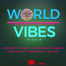World Vibes Riddim chez TJ Records