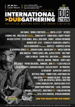 1 pass à gagner pour le International Dub Gathering