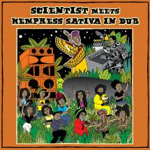 Hempress Sativa : un album dub avec Scientist