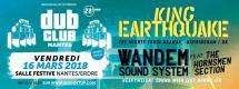 Nantes Dub Club #27 avec King Earthquake