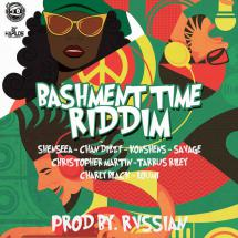 Bashment Time Riddim chez Head Concussion
