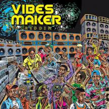 Vibes Maker Riddim chez Maximum Sound