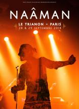 Naâman : 2 dates au Trianon en septembre