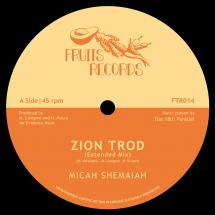 Fruits Records sort un maxi de Micah Shemaiah