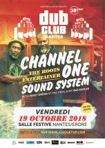 Nantes Dub Club #30 avec Channel One