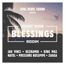 Count Your Blessings Riddim chez Evidence Music