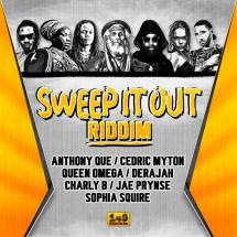 Sweep it Out Riddim chez 149 Records
