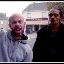 MC Sanka & Metisson :