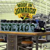 Made in Jamaica Riddim chez DJ Frass