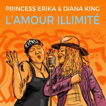Princess Erika & Diana King :