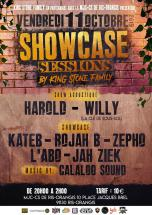 Showcase Session le 11 octobre by King Stone Family