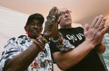 Lee Perry & Adrian Sherwood récidivent sur un album
